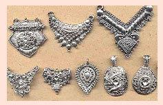 Metal Jewelry Charms