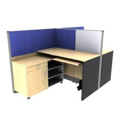 Modular 02 Office Workstation