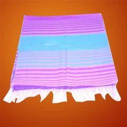 Striped Dupion Silk