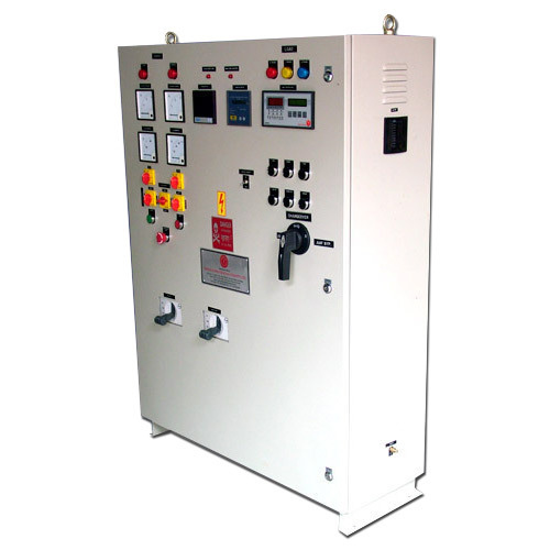 Mild Steel Electrical AMF Panel