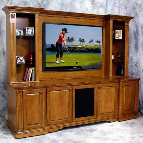 Tv showcase bedroom bathroom kids furniture gadre 39 s - Living room showcase designs images ...