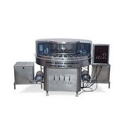Food Grade Painting Bottle Wash Machine Painting Services