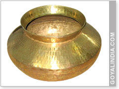 Brass Cooking Pot