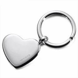 Sterling Silver Key Rings