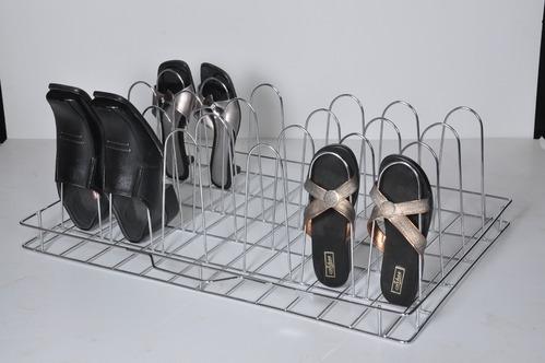 Floor Shoe Rack