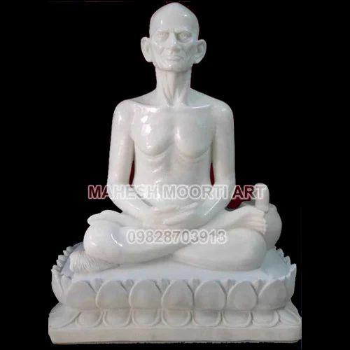 Acharya Shri Sanmati Sagarji Maharaj Statue