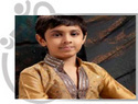 Kids Designer Goldan Achkan
