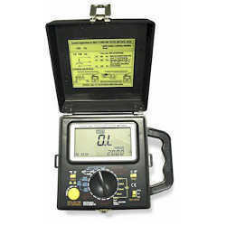 Earth Resistance Insulation Impedance Tester