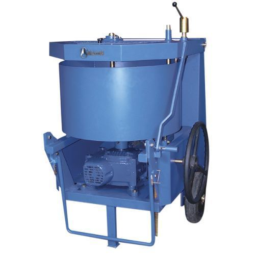 Automatic Concrete Mixers
