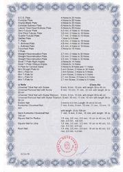 Certificates - 13
