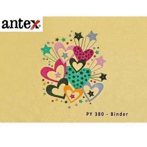 Waterbased Textile Printing Binder