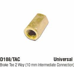 D108/TAC Brake Tee