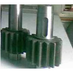 Highly Fabricated Pinion Shafts