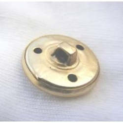 Metal Coin Buttons