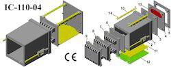 Plastic Panel Enclosure Din 96x96x110