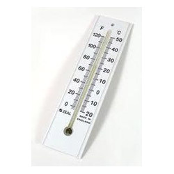 Wall Thermometer Zeal ( BPW007 )