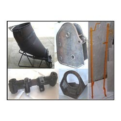 Welded Parts Agriculture & Construction Machinery