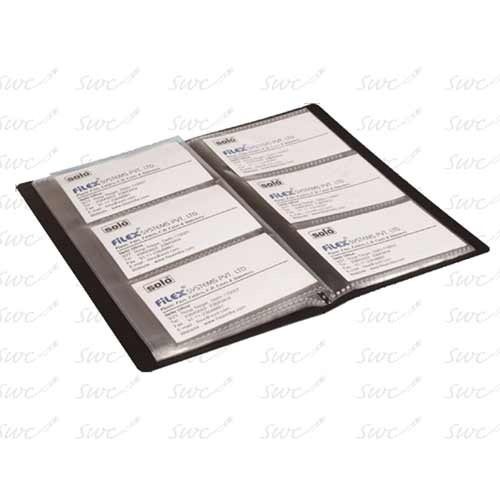 business card holders - Business Card File