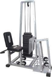 Legs Commercial Seated Leg Press, For Gym