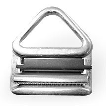 Buckle 'V' Shape with Sliding Bar