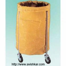 Soiled Linen Trolley (SS)