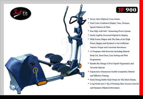 Elliptical Cross Trainer Wholesale Trader From Meerut
