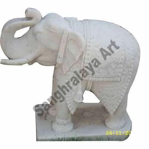 Superbe Garden Ornament Elephant Statue