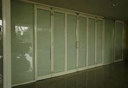 Aluminum Storm Door