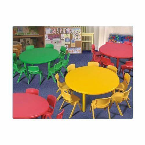 Indoor Playground Equipments Classroom Furniture