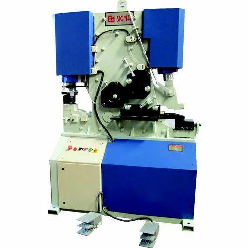 Hydraulic Ironworker Machines