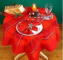 Kitchen Table Linen
