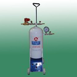 Automatic Gas Delivery System