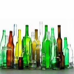 750ml Green Wine Bottle