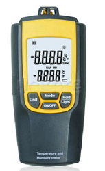 Digital Temp Hum w/Dew Point BP - 8010