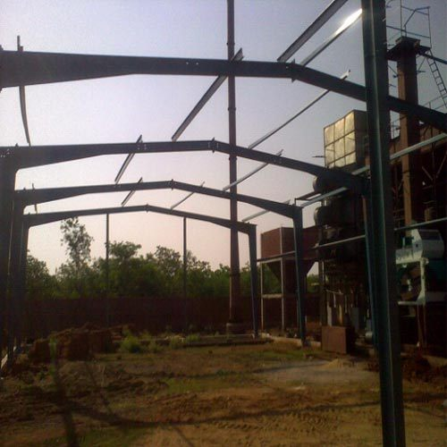 Prefab Industrial Pre-Engineered Construction Service, Rs