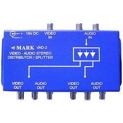 Video Audio Distribution Amplifier