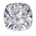 Cushion Cut Moissanite Diamond