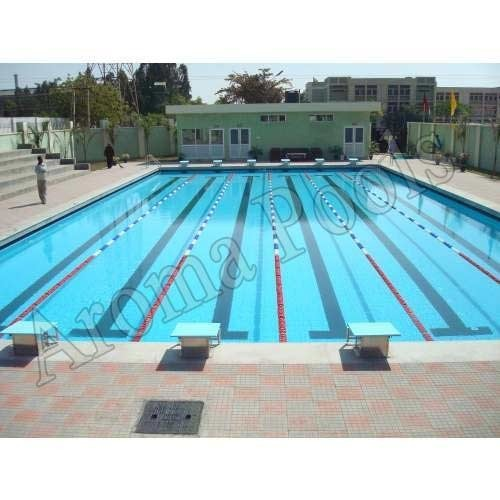 Swimming Pools Semi Olympic Pools Manufacturer From New Delhi