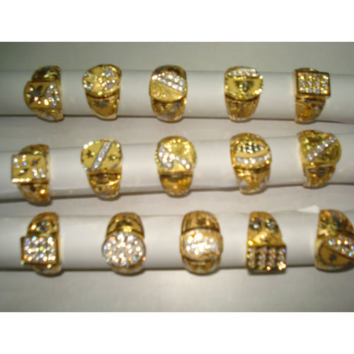 Gents Ring View Specifications & Details of Diamond Rings by H K