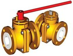 Lined Ball Valves
