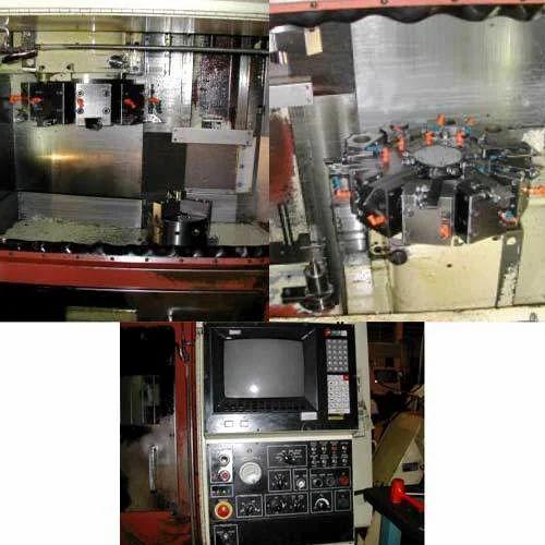 okuma howa act 3 machine view specifications details of cnc rh indiamart com Okuma Machinery Okuma Howa Machines