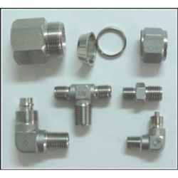 Stainless Steel High Pressure Fittings