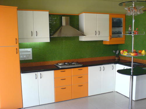 Kitchen design in pune for Kitchen trolley design