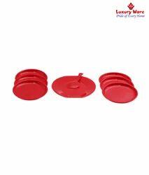 Red Cake Set