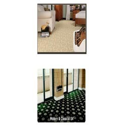 Polypropylene Wall to Wall Carpet  & Tiles