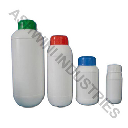 Wide Mouth Emida Shape HDPE Bottle