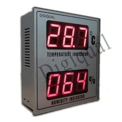 Digital Humidity Cum Temperature Indicator