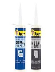Silicone Sealant - Metal And Glazing