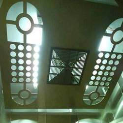 Stainless Steel False Ceiling Service