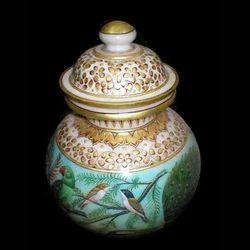 Designer Marble Pots